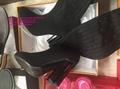 LV boots LV silhouette ankle boot LV wonderland flat ranger shoes LV men's shoes