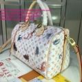 Louis Vuitton Speedy 30 Bandouliere Monogram Giant Neverfull Metis handbag SPEED