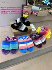 boots     fur slides     fur slippers     shoes     FLUFF YEAH SLIDE    s