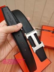 Hermes belts Hermes straps H belt buckle Reversible leather strap 32 mm Quizz be