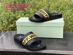 OW Slipper OFF WHITE SHOES off white flip Flops OFF White Nike Sandals off white