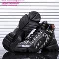 dior men shoes B23 HIGH-TOP DIOR OBLIQUE SNEAKER B23 HIGH-TOP SNEAKERS Christian
