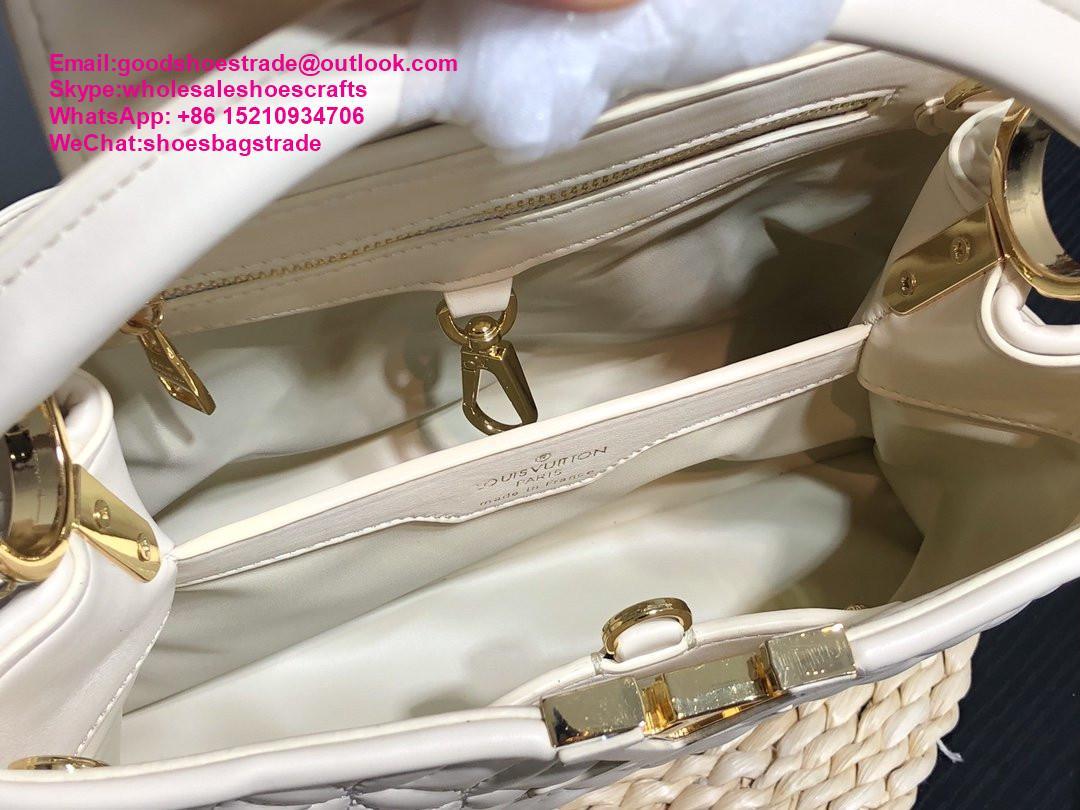 Louis Vuitton capucines PM handbags LV handbag 2020 New arrival handbag LV purse 18