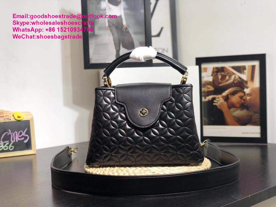 Louis Vuitton capucines PM handbags LV handbag 2020 New arrival handbag LV purse 14