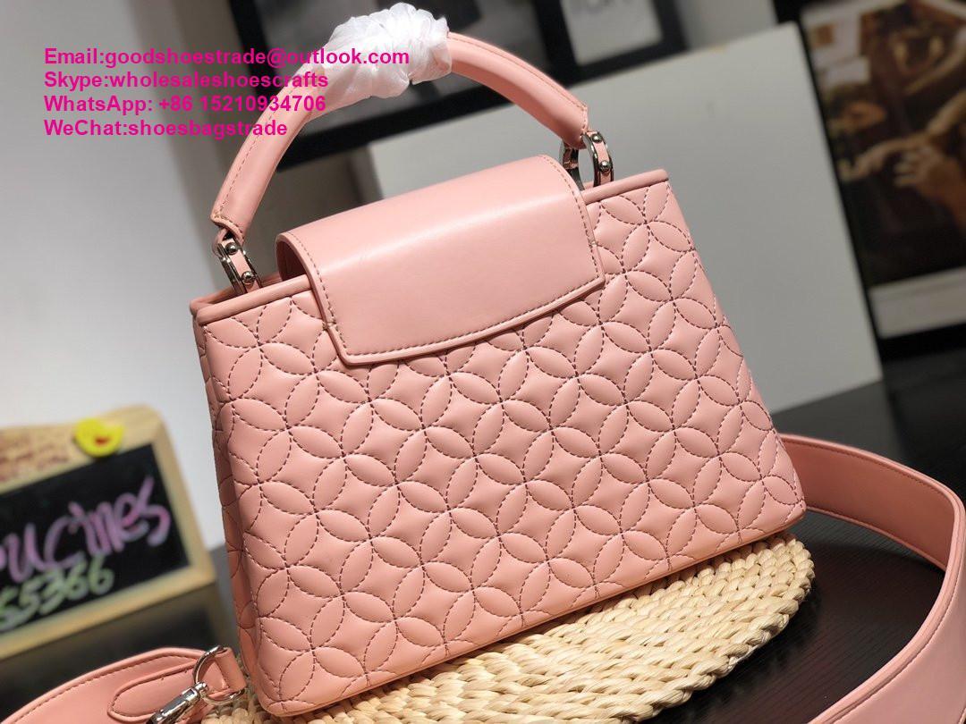Louis Vuitton capucines PM handbags LV handbag 2020 New arrival handbag LV purse 4