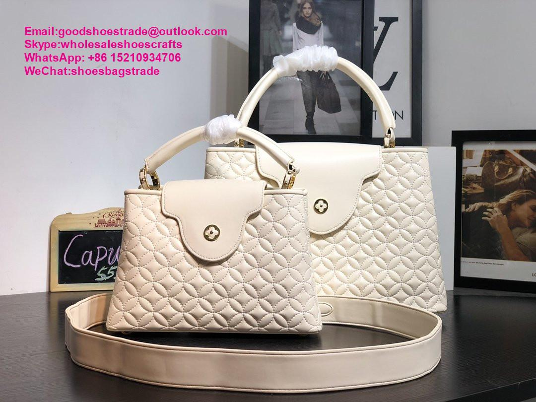 Louis Vuitton capucines PM handbags LV handbag 2020 New arrival handbag LV purse 16