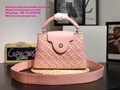 Louis Vuitton capucines PM handbags LV handbag 2020 New arrival handbag LV purse 10