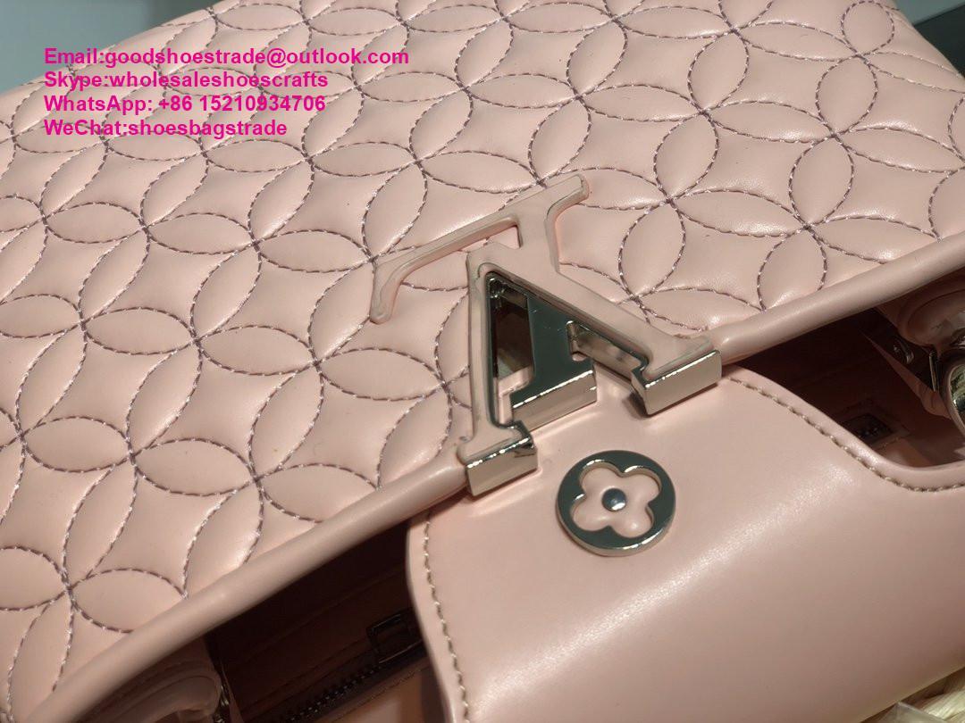 Louis Vuitton capucines PM handbags LV handbag 2020 New arrival handbag LV purse 9