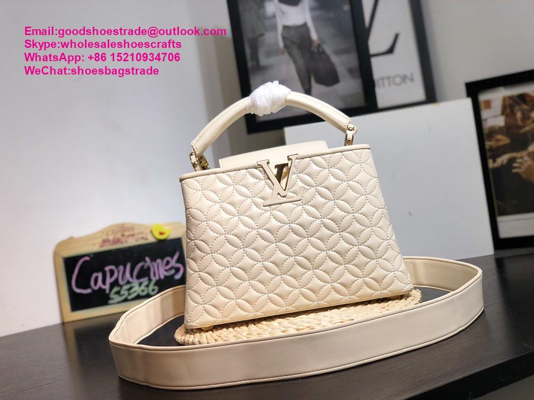 Louis Vuitton capucines PM handbags LV handbag 2020 New arrival handbag LV purse 19