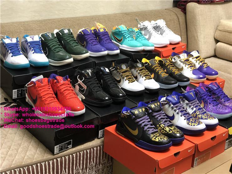 KOBE 4 ZK4 Kobe basketball shoes jordan sport shoes      air max 3