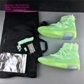 Nike Air Fear of God 1 Amarillo FOG Shoes Running Sneaker Fear of God x Nike Air