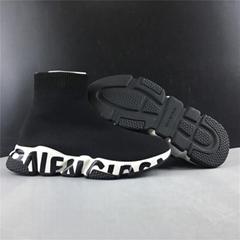 wholesale Balenciaga Speed logo sneakers Balenciaga sock shoes BB running shoes