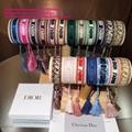 Set of Christian Dior bracelets J'Adior