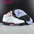 air jordan 5 x  off white AJ 5 ow 3M reflective Jordan 5 Fire Red IslandGreen aj
