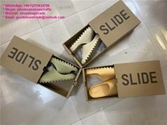 Yeezy Slide Bone Slipper Kanye West Designer Shoes coconut crocs sandals
