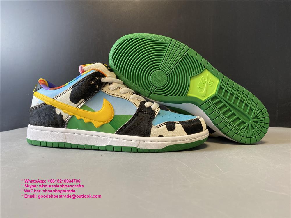 NIKE SB DUNK LOW CHUNKY DUNKY Travis Scott x Nike SB Dunk Low TS ice cream bucke
