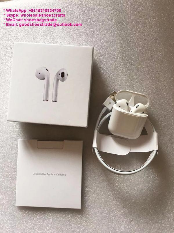 1:1 Airpods PRO Wireless Earphone Bluetooth Headphone Apple Headset Charger Box 4
