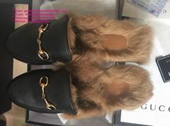 gucci Princetown leather slipper GG velvet slipper gucci Princetown gucci fur lo