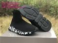 Balenciaga Speed logo sneakers Balenciaga sock shoes BB running shoes Balenciaga