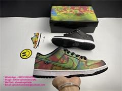 Grateful Dead      SB Dunk Low Shoes Bears Pack Green Bear PRO QS Sneakers Chunk