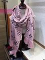 LV scarf LV damier scarf LV Logomania classic scarf LV shawl LV Cotton Scarve LV