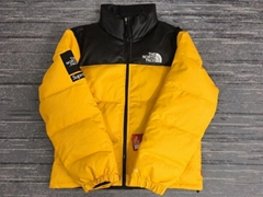 The North Face down jacket down coats The North Face puffy logo down jacket Nort