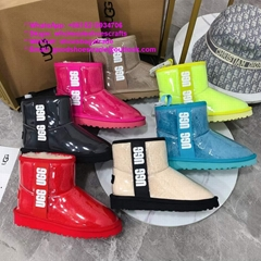 Women's Rain Boots     Waterproof Boots     CLASSIC CLEAR boots     snow boots