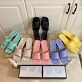 women's rubber slide sandal with gu cci logo gu cci slides gu cci sandal spring
