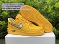 Off-White x Nike Air Force 1 Low University Gold Dunk Low Dusty Olive dunk SB sn