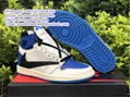 Travis Scott x Fragment x A J 1 Air Jordan 1 Low OG Air Jordan 1 High OG Shadow