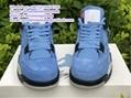 Air Jordan 4 SE University Blue Jordan 4 lighting A J 4 Bred TS x AJ 4 Houston O