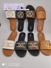 slides LOCK IT FLAT MULE    heels sandals    sandals    slippers GG