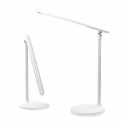 Warm white light and eye-caring LED desk/table reading lamp