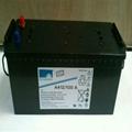 原裝進口德國陽光蓄電池A412/100A膠體蓄電池 4