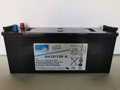 德国阳光蓄电池A412/120A进口胶体蓄电池核电厂储能蓄电池