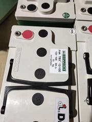 德国荷贝克蓄电池SB100胶体蓄电池12V100AH储能蓄电池