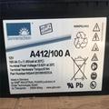 原装进口胶体蓄电池阳光A412/180A大容量蓄电池 2