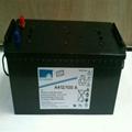 德国阳光蓄电池A412/50A进口胶体蓄电池 5