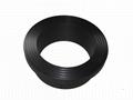Customizable large diameter HDPE flange 2