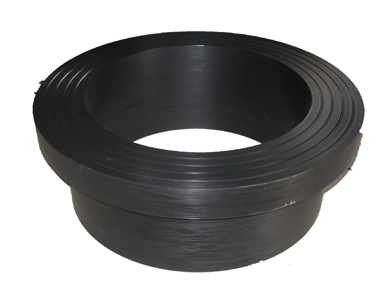 Customizable large diameter HDPE flange 3