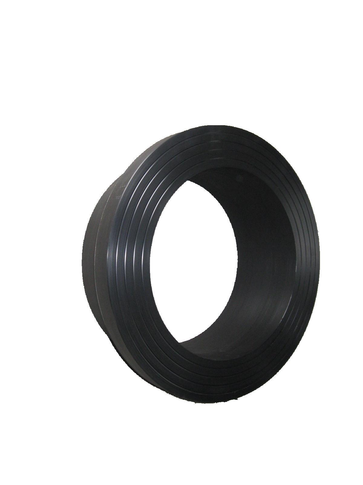 Customizable large diameter HDPE flange 4