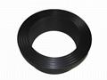 Customizable large diameter HDPE flange 5