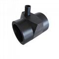 HDPE大尺寸高压力排泥三通 1