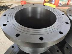 HDPE大尺寸高压力全尺寸法兰