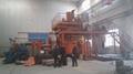 1吨镁合金真空熔炼炉