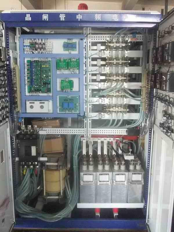 真空熔炼炉中频电源 1