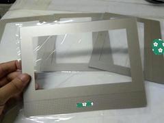7-12英寸工控触摸屏玻璃面板