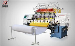 Automatic Quilt Quilting Machine Production Line YGB96-2-3 1