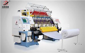 Multi-needle Quilting Machine for Carpet YGB96-2-3 1