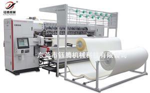 Mattress Computerized Chain Stitch Quilting Machine YT-3200B 1